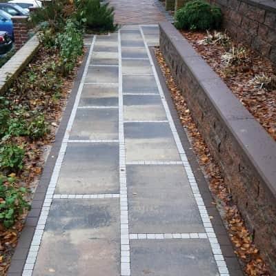 Тротуарная плитка Плитка 900х450