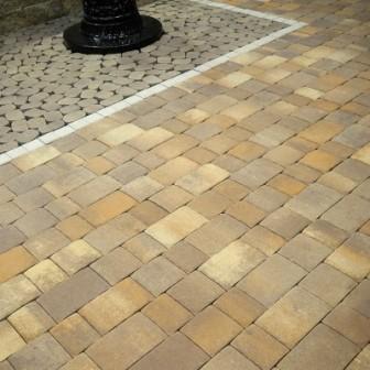 Тротуарная плитка Старая площадь
