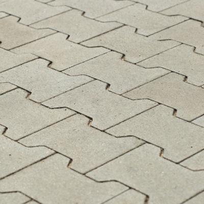 Тротуарная плитка Двойное Т без фаски