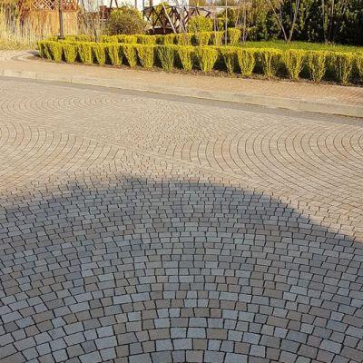 Тротуарная плитка Плаза